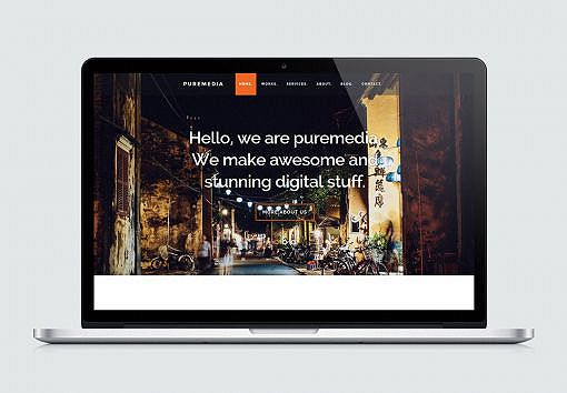 Download High-Quality Free Website Templates | Styleshout
