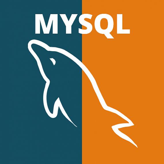 لوگوی MySQL