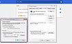 تنظیم پراکسی در گوگل کروم که مستقیما به تنظیمات LAN ویندوز هدایت میکند.